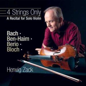 4 Strings Only : Herwig Zack