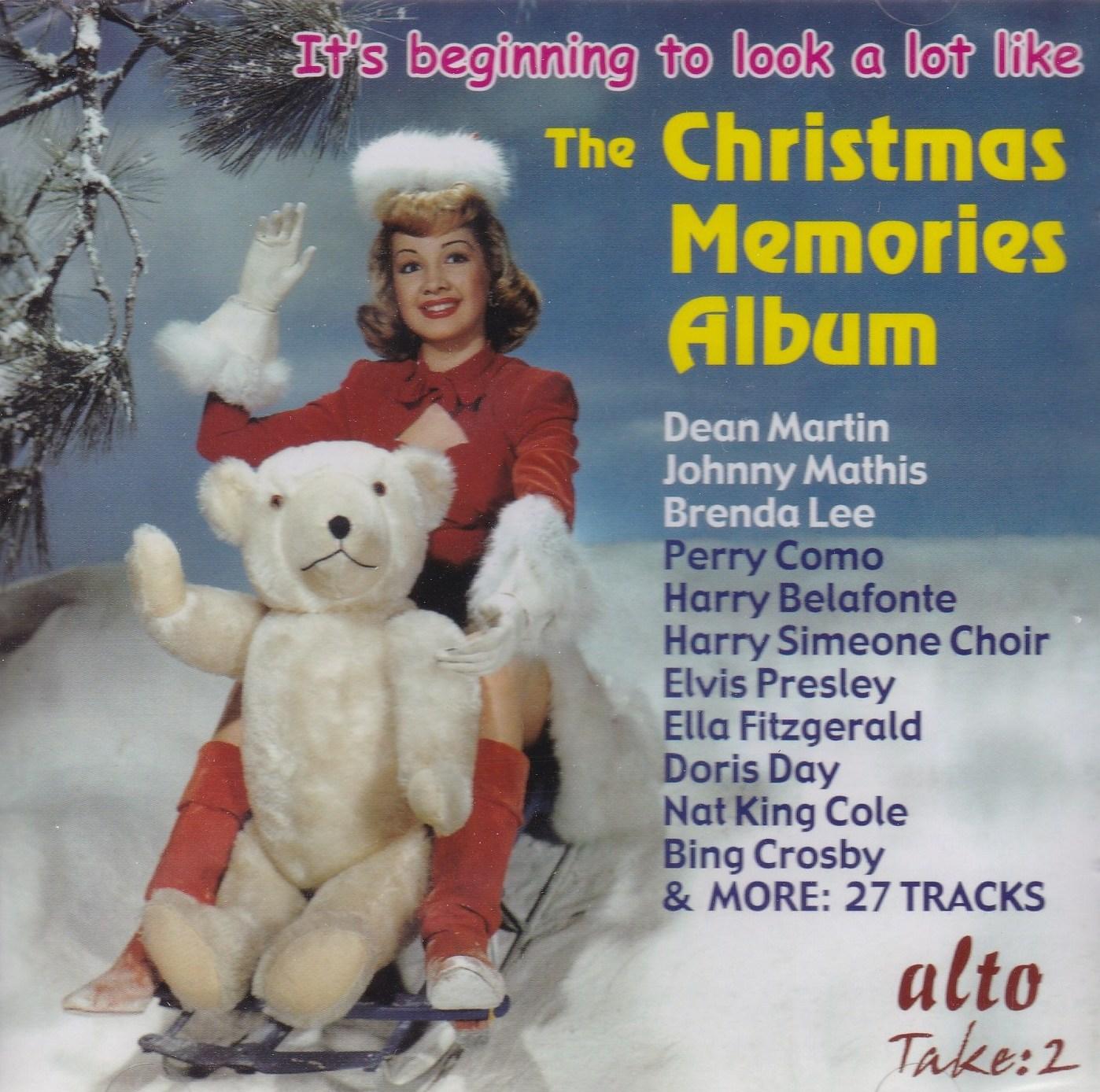 The Christmas Memories Album: Various Artists - Classical Music Shop ...
