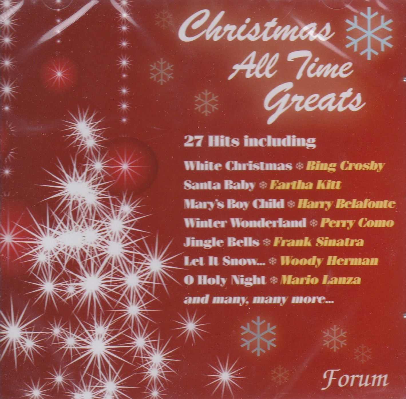 Christmas All Time Greats: Various Artists
