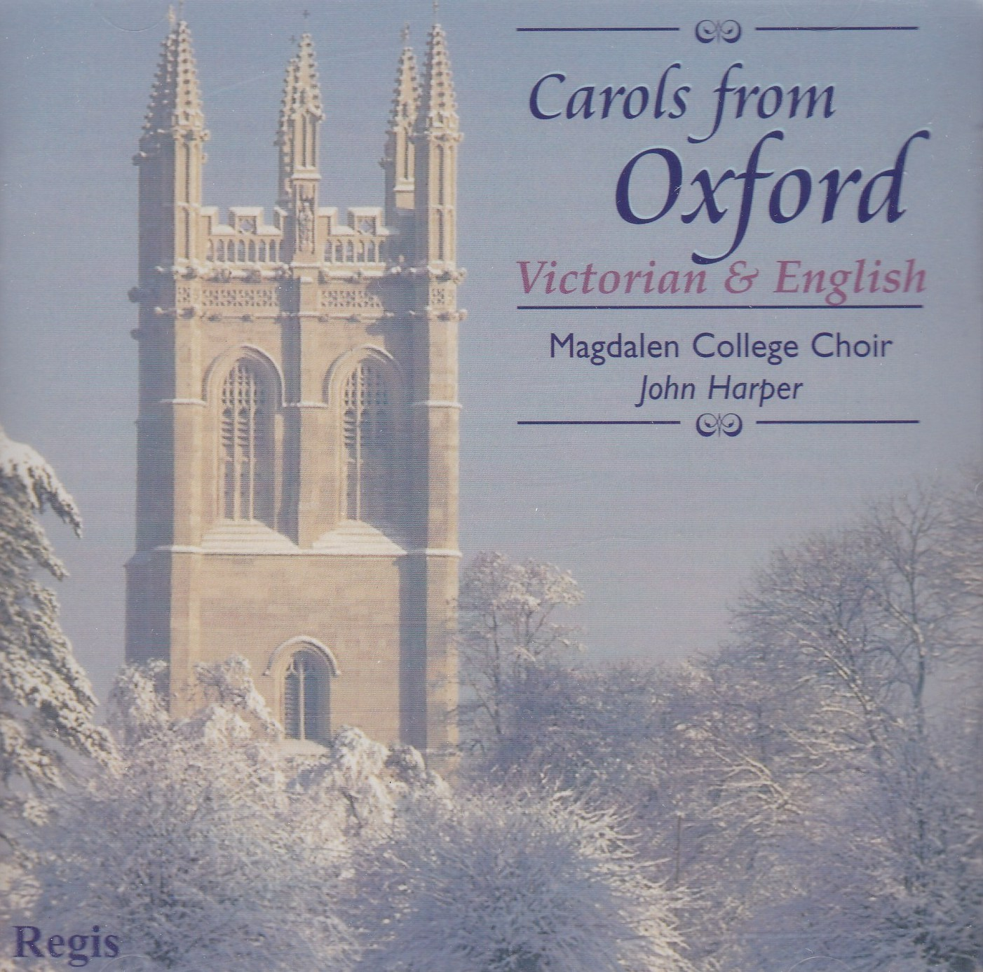 Carols from Oxford