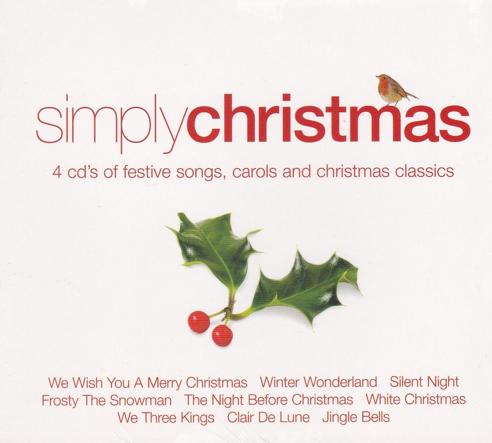 Simply Christmas: Various Artists - Classical Music Shop Australia