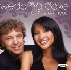 Pascal & Ami Rogé Wedding Cake
