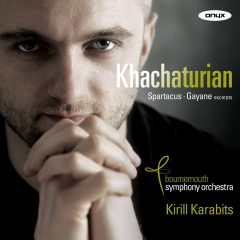 Kirill Karabits Khachaturian