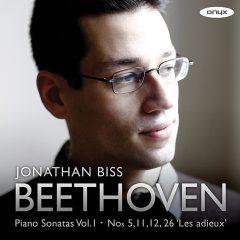 Jonathan Biss Beethoven: Piano Sonatas Vol.1