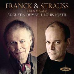 Augustin Dumay Franck & Strauss Violin Sonatas
