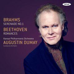 Brahms / Beethoven: Augustin Dumay