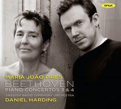 Maria João Pires Beethoven: Piano Concertos 3 & 4