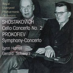Shostakovich : Cello Concerto No. 2 / Prokofiev : Symphony-Concerto