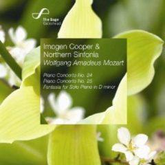Mozart : Piano Concertos Nos. 24 and 25, Fantasia K397