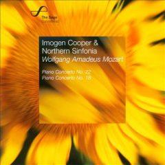 Mozart : Piano Concertos 18, 22