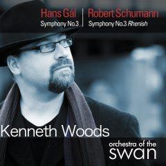 Gal : Symphony No.3 / Schumann : Symphony No.3