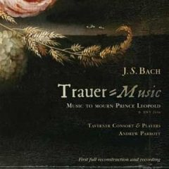 Bach : Trauer-Music for Prince Leopold